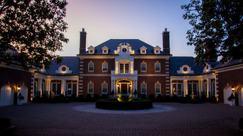Landscape Lighting Adds Outdoor Magic to Stately Ohio Home
