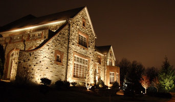 Landscape Lighting for New Construction - Home Exterior and Outdoor Living Space