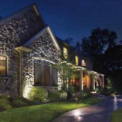 Landscape Lighting - Kichler LED Landscape Lighting