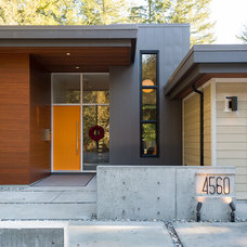Contemporary Exterior Langley Modern