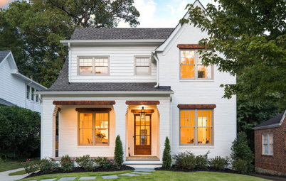 The Most Popular Exterior Photos on Houzz Right Now