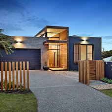 Contemporary Exterior by Impress Photography