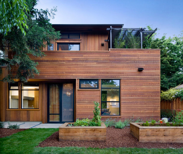 Contemporary Exterior by Arterra Landscape Architects