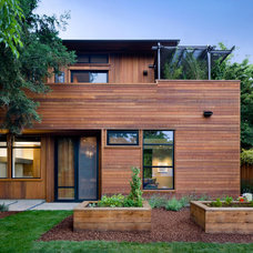 Contemporary Exterior by Arterra LLP Landscape Architects