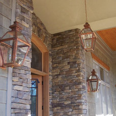 Traditional Exterior by Carolina Lanterns