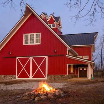 Laporte County Barn