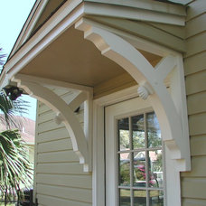 Traditional Exterior by Durabrac Architectural Components