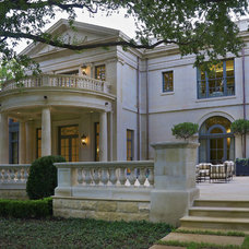 Traditional Exterior by Institute of Classical Architecture & Art - Texas
