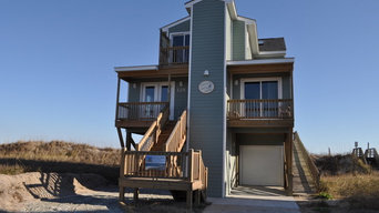 Larry's Lazy Susan Addition/Renovation North Topsail Beach, NC