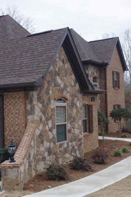 Traditional Exterior by Homeworks of Alabama, Inc