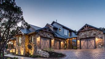 Laurel Haven Homes Award Winning Luxury Home on Lake Travis