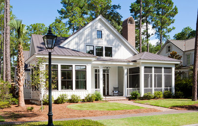 Houzz Tour: Lowcountry Style With an Eye on Entertaining