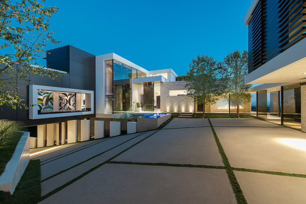 Contemporary Exterior by Whipple Russell Architects