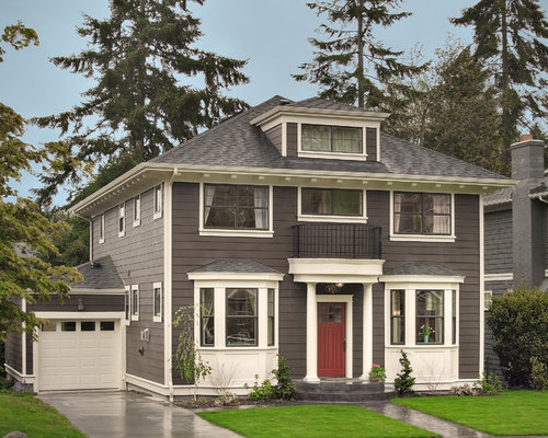 Exterior colour ideas pictures remodel and decor - Exterior paint for doors gallery ...