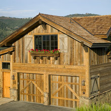 Rustic Mountain Exteriors