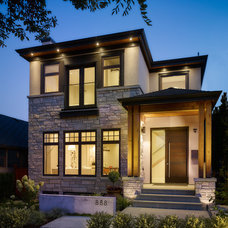 Craftsman Exterior by YCW Contracting Inc