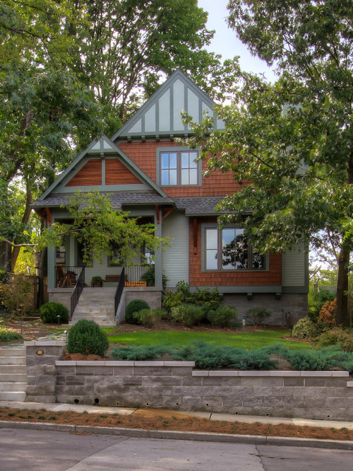 Gable End Detail Home Design Ideas Pictures Remodel And