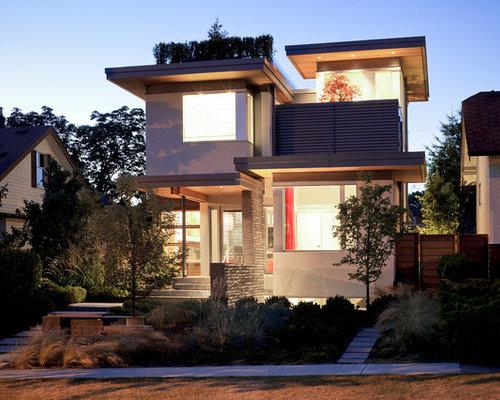 Exterior soffit lighting home design ideas pictures - Exterior soffit lighting spacing ...