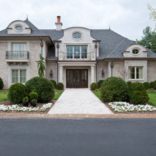Traditional Exterior by William Johnson Architect