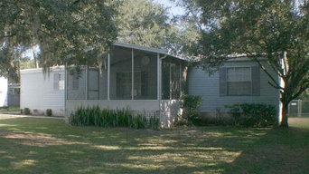 Leesburg, Florida Mobile Home