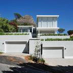 Serengeti House Contemporary Exterior By Nico Van
