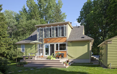 Houzz Tour: A Drive in the Country Ends in a Remodel