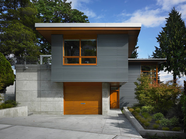 Contemporary Exterior by Mohler + Ghillino Architects