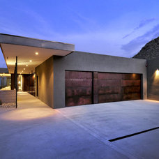 Contemporary Exterior by Process Design Build, L.L.C.