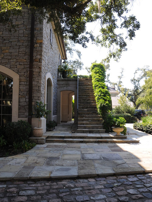 Outdoor Stone Stairs Houzz