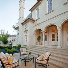 Traditional Exterior by TATUM BROWN CUSTOM HOMES