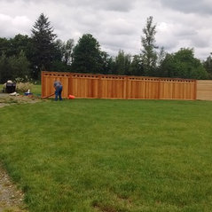 Discount Fence Mount Vernon Wa Us 98273