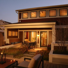 Traditional Exterior by Sarah Susanka, FAIA
