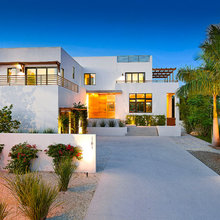 Home design L shaped