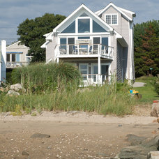 Beach Style Exterior by Robert T. Coolidge, AIA, LEED AP