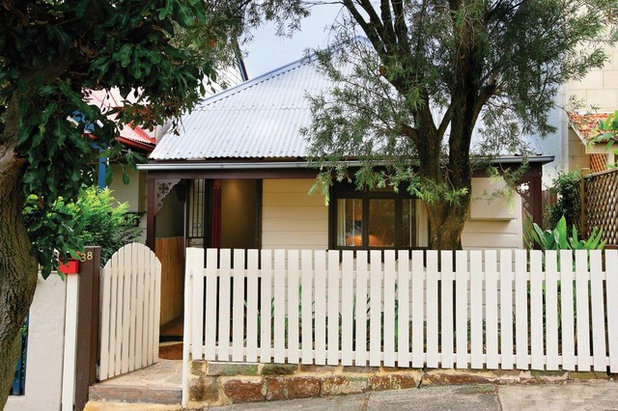 So you live in a weatherboard house for Cottage style homes melbourne
