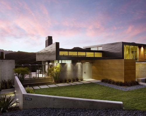 Modern Exterior Design Ideas Remodels Amp Photos