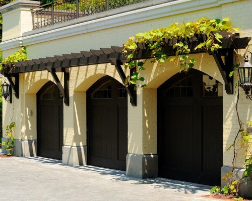 Trellis Over Garage Houzz