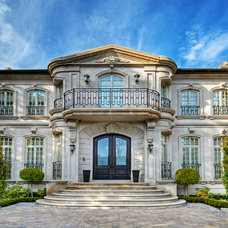 Traditional Exterior by Shouldice Media