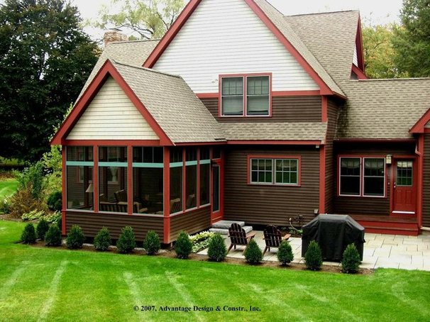 Traditional Exterior by Archadeck of Suburban Boston