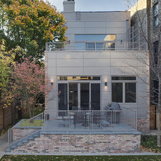 Contemporary Exterior by SPACE Architects + Planners