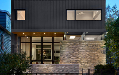 Houzz Tour: Modern Design With a Nod to the Past
