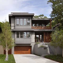 contemporary  by Andrea Swan - Swan Architecture