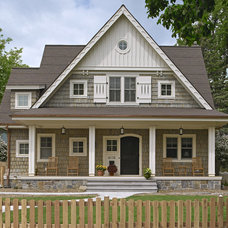 Traditional Exterior by Rehkamp Larson Architects, Inc.