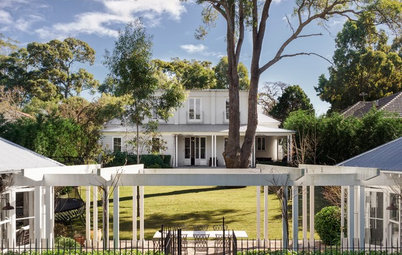 Houzz Tour: From Fixer-Upper to Country-Style Estate in Sydney