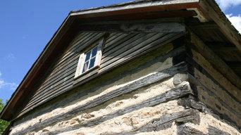 Lipscomb Log House