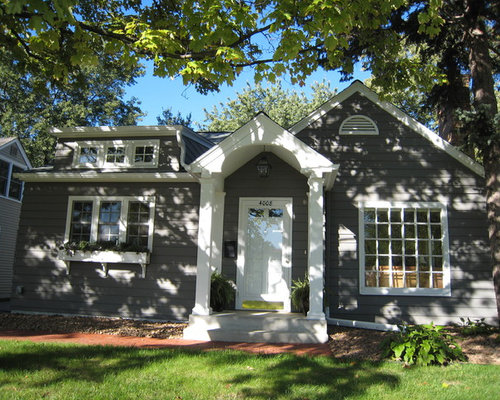 Gauntlet Gray Exterior Sherwin Williams Houzz