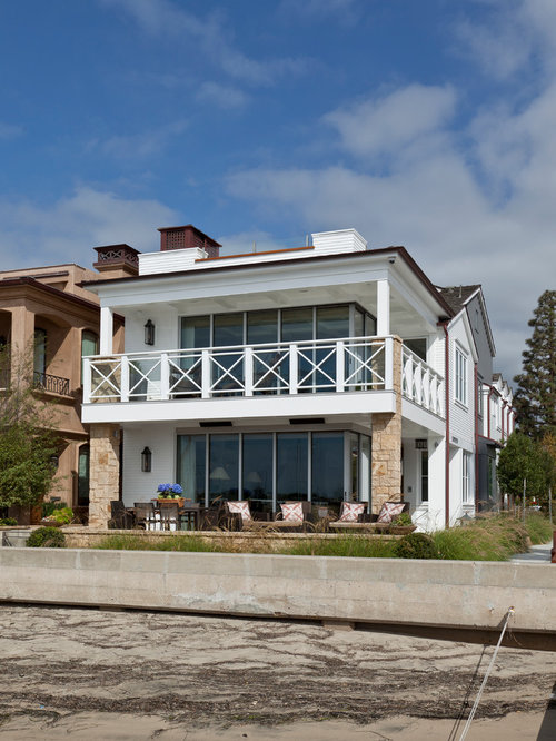 Beach House Design Houzz