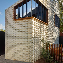 Modern Brick Siding Material Exterior Design Ideas Pictures Remodel And Decor