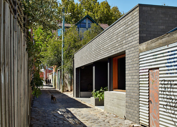 Contemporary Exterior by MAKE Architecture