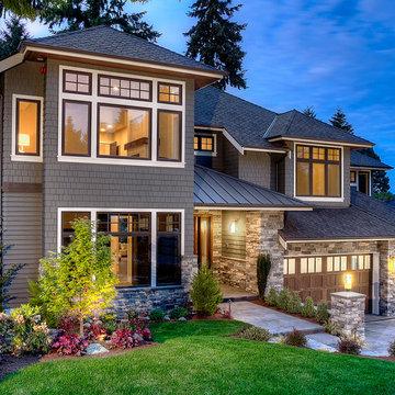 Lochwood-Lozier Spec Home in Bellevue